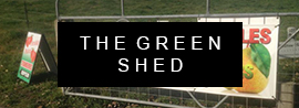 Community Green Shed